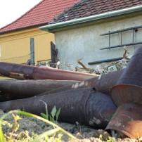 Opravy ZŠ Košariská 2006
